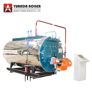 3 ton/h Natural Gas LPG Steam Boiler Price